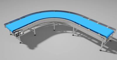 Curved Conveyor 90°