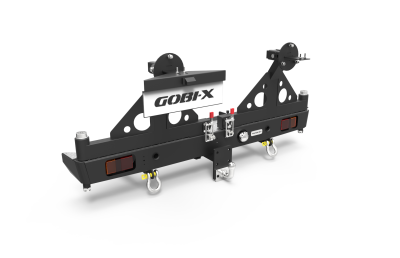 3D Adjusted model of GOBI X Bumper